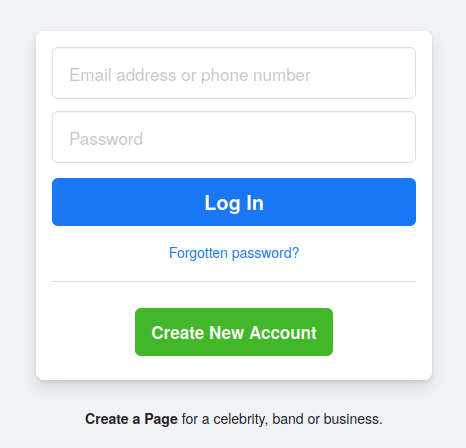 How to create second ad account in Facebook - fill in the form