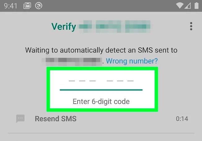 Verify your virtual no for WhatsApp