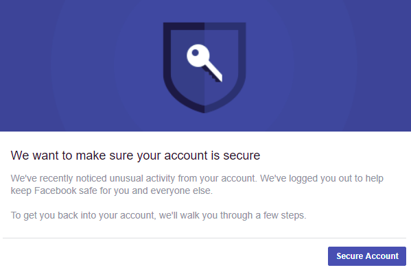 How to recover business page Facebook if it is blocked