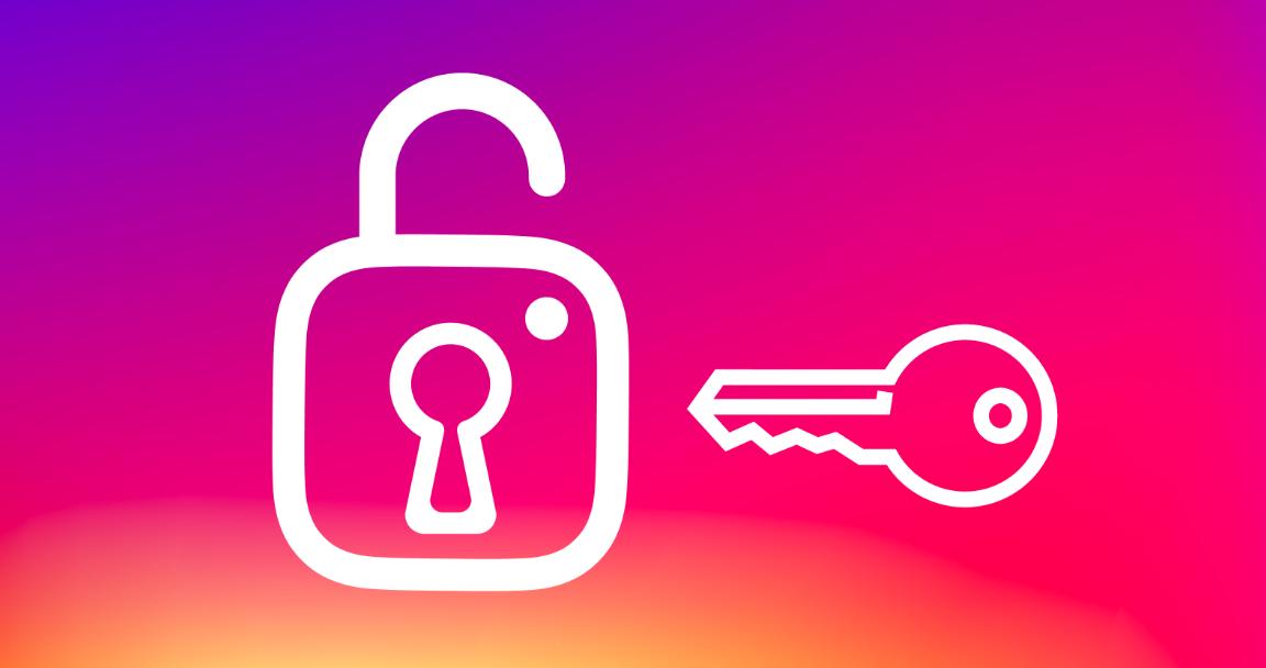 How to unblock Instagram account?