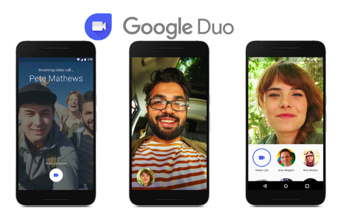 Google Duo no phone number registration