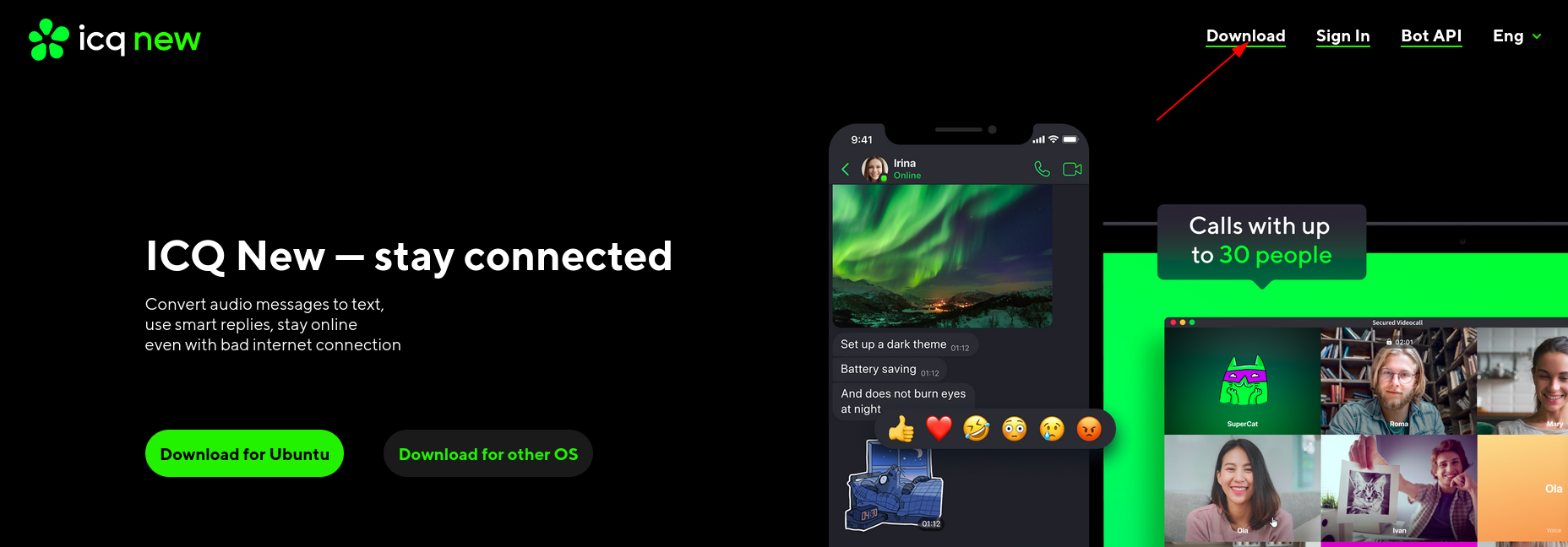 Download ICQ