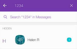 How to use Viber secret chat