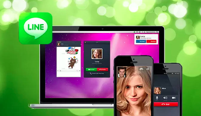 How to download Line PC?