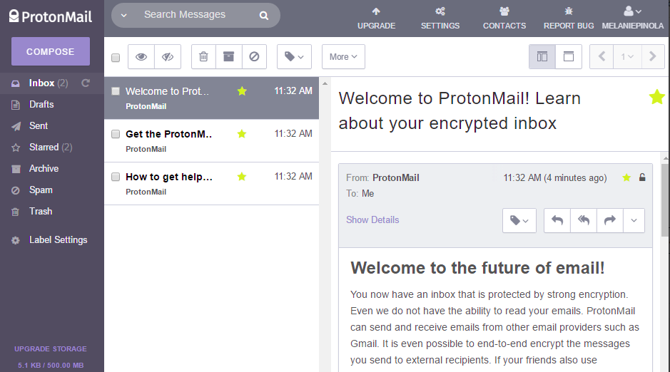 How to use Protonmail without phone number