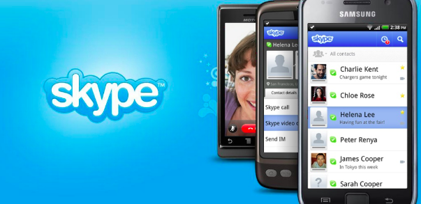 How to install Skype on mobile phone Android or iOS