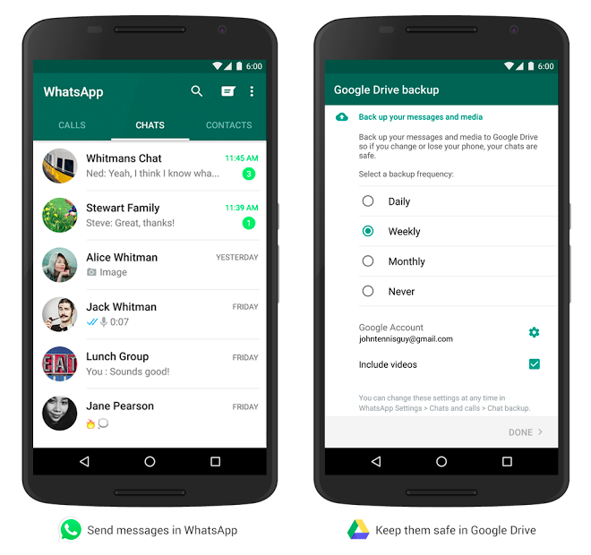 How to see deleted WhatsApp messages: instructions