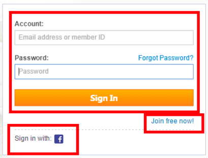 Registration of Aliexpress multiple accounts on mobile phone